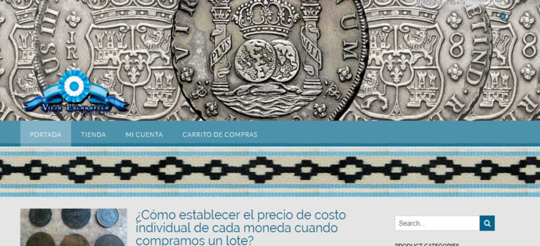 Website EN CONSTRUCCIÓN Vieja Escarapela